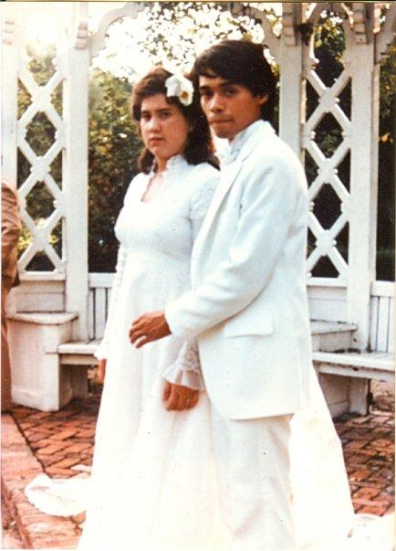 Our Wedding Day October 16, 1983